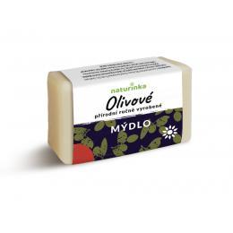 Naturinka Olivové mýdlo
