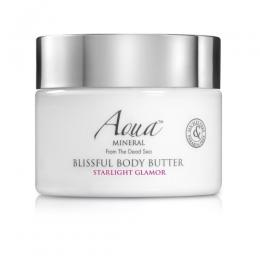 Aqua Mineral Blissful Body Butter Starlight Glamor - tělové máslo