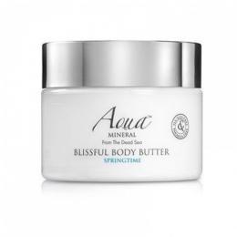 Aqua Mineral Blissful Body Butter Springtime - tělové máslo