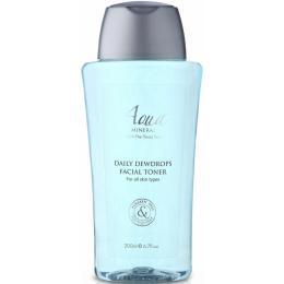Aqua Mineral Daily Dewdrops Facial Toner čistící tonikum