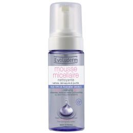 Evoluderm Micellar Cleansing Foam