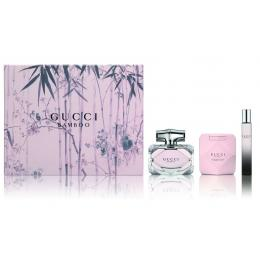 Gucci Bamboo EdP 75ml + BL100ml + roller ball 7,4ml dárková kazeta