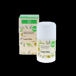 Navia Přírodní tuhý deodorant Lesní tůně