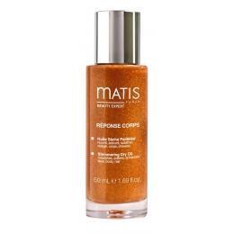 Matis Paris Shimmering Dry Oil - Suchý olej se třpytkami