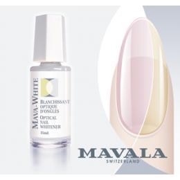 Mava-White - Účinný bělící lak