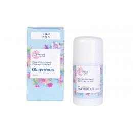 Kvitok přírodní deodorant SENSES - Glamorous