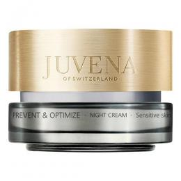 Juvena Prevent & Optimize Night Cream Sensitive