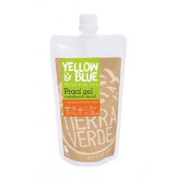 Tierra Verde Prací gel z mýdlových ořechů s pomerančovou silicí