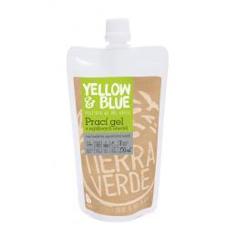 Tierra Verde Prací gel z mýdlových ořechů na funkční sportovní textil s koloidním stříbrem