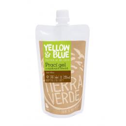 Tierra Verde Prací gel z mýdlových ořechů na vlnu a funkční textil z merino vlny