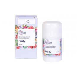 Navia přírodní deodorant SENSES - Fruity