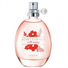 Avon Scent Essence wild poppy dámská toaletní voda