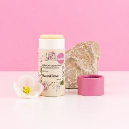 Kvitok Přírodní tuhý deodorant Ranní rosa (papírový tubus)