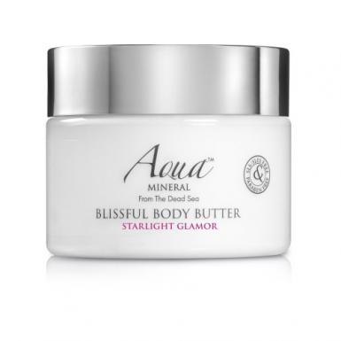 Aqua Mineral Blissful Body Butter Starlight Glamor - tělové máslo