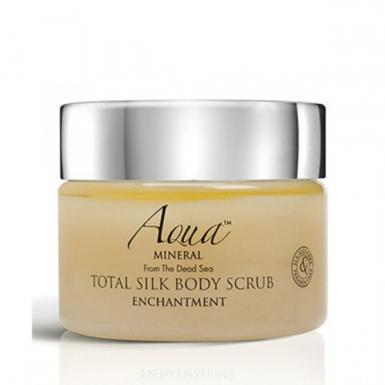 Aqua Mineral Total Silk Body Scrub Enchantment