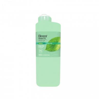 Dicora Urban Fit Detox zelený čaj - sprchový gel