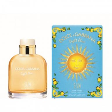 Dolce & Gabbana Light Blue Sun Man