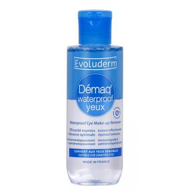 Evoluderm Waterproof Eye Make-up Remover