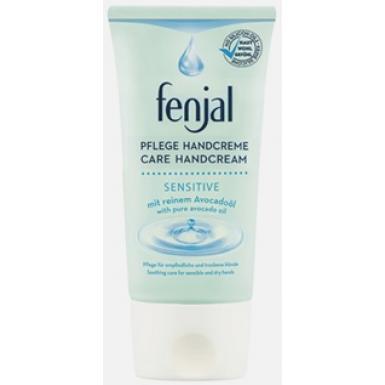 Fenjal Hand Creame Sensitive 75ml