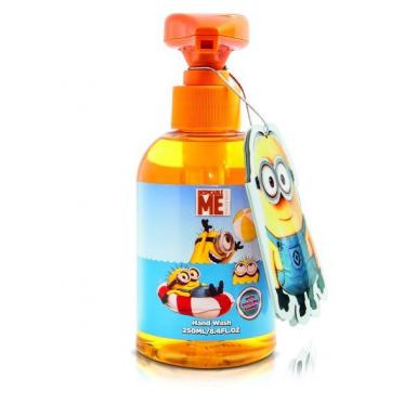 Minions Giggling mluvící tekuté mýdlo 250ml