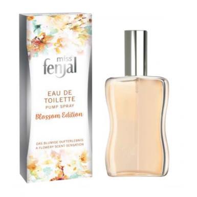 Miss Fenjal Eau de Toilette Blossom Edition