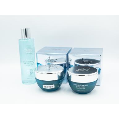 Aqua Mineral Refining Facial Mud Mask - bahenní maska + 2x Tester