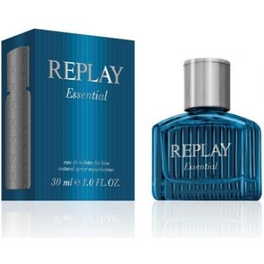 Replay Essential Man