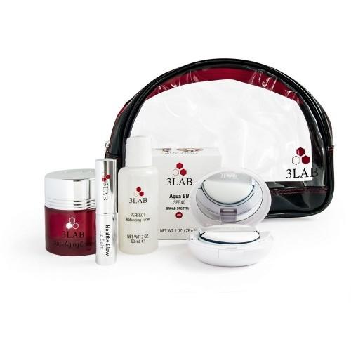 3LAB Anti-Aging Cream set + Aqua BB 01