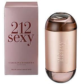 Carolina Herrera 212 SEXY - EdP 60 ml
