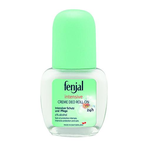 Fenjal Intensive krémový deodorant- Roll-on Krémový deodorant- Roll-on 50ml