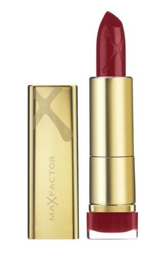 Max Factor Colour Elixir Lipstick Colour Elixir Lipstick 853 Chilli