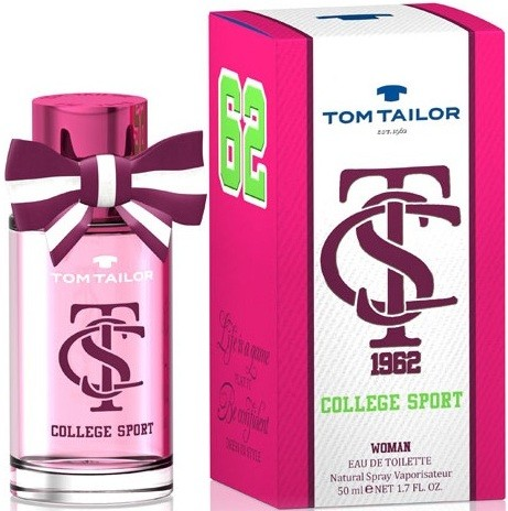 TOM TAILOR College Sport Woman College Sport Woman EdT 30ml