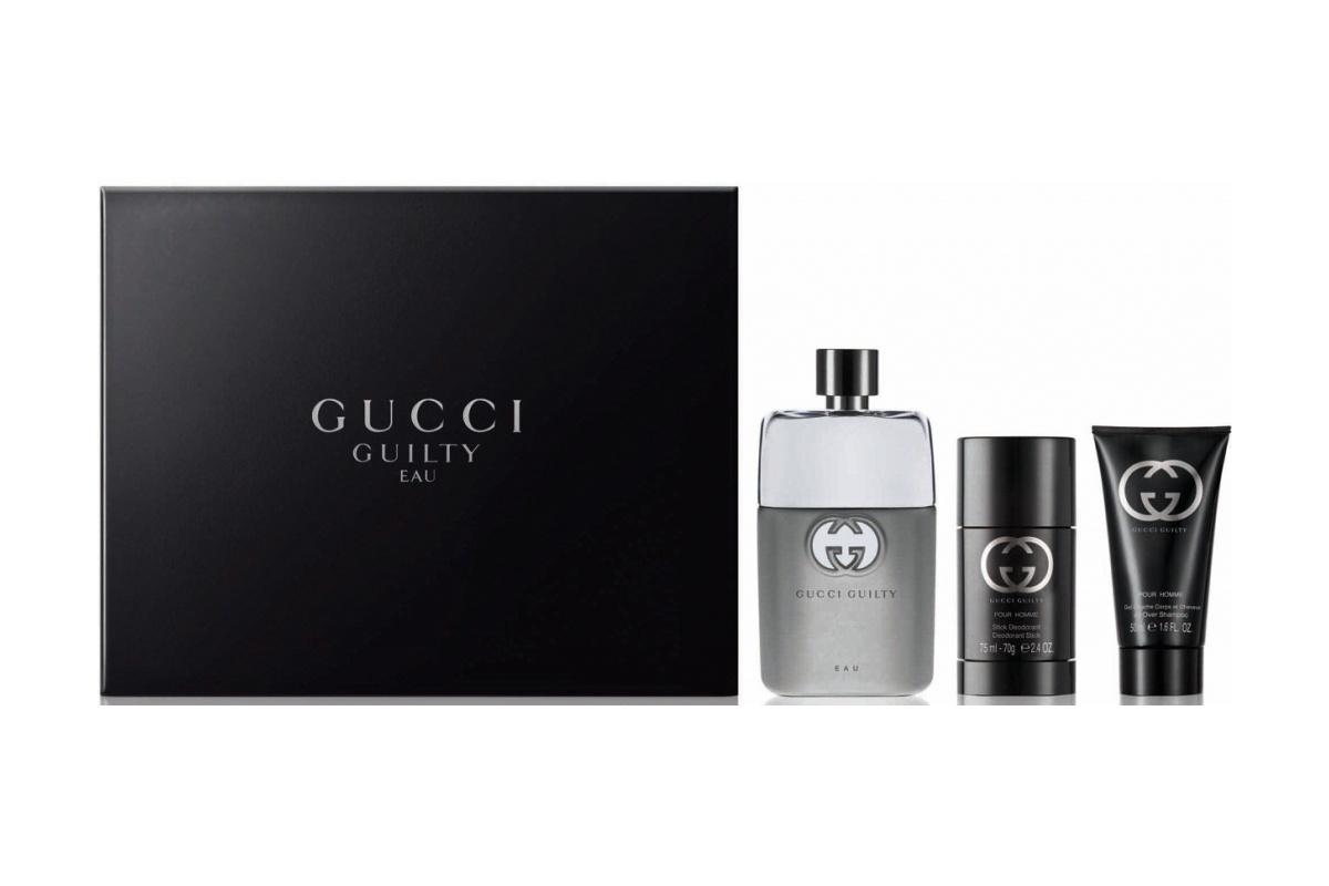 Gucci Guilty Eau Pour Homme EdT 90ml + deostick 75ml + SG50ml