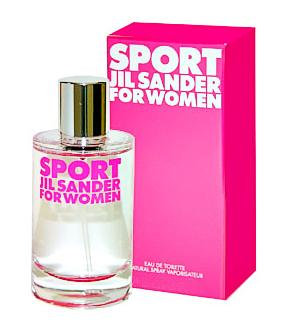 Jil Sander Sport for woman EdT 50ml