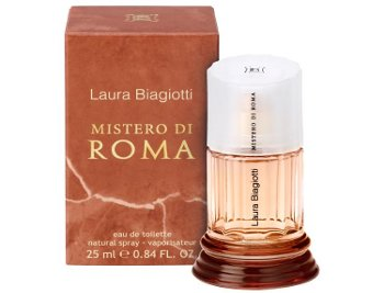 Laura Biagiotti Mistero di Roma Woman EdT 25ml