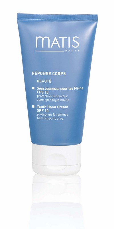 Matis Paris Réponse Corps Youth Hand Cream SPF 10 krém na ruce 50 ml