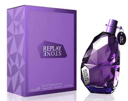 Replay Stone Woman EdT 100ml