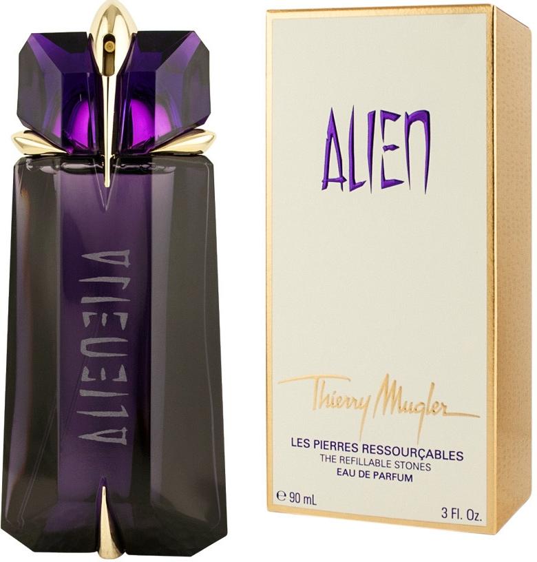 Thierry Mugler Alien EdP 90ml plnitelný flakon