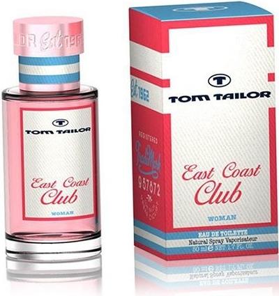 TOM TAILOR East Coast Club Woman East Coast Club Woman EdT 30ml
